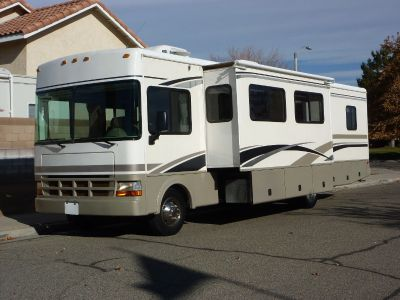 2003 Fleetwood FLAIR 33R