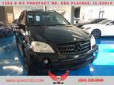 2008 Mercedes-Benz ML63 AMG for sale