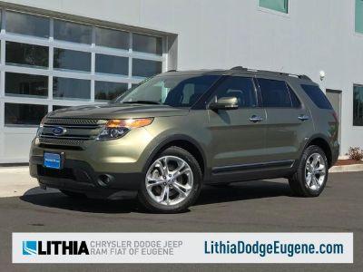 2013 Ford Explorer Limited (Ginger Ale Metallic)