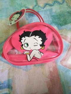 Bettyboop purse and wallet