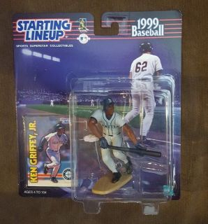 *** KEN GRIFFEY JR. 1999 Starting Lineup Collectible Figurine ***