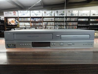 Philips VCR DVD Player Combo