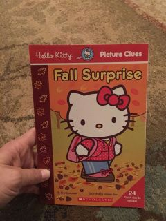 Hello kitty fall surprise - ppu (near old chemstrand & 29) or PU @ the Marcus Pointe Thrift Store (on W street)
