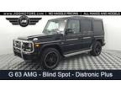 Used 2018 Mercedes-Benz G-Class Black, 27.4K miles