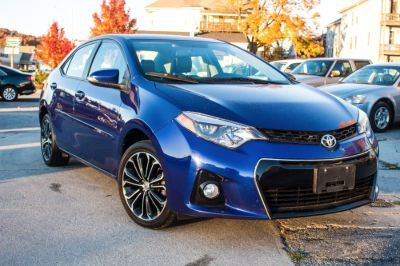 2014 Toyota Corolla L (Blue Crush Metallic)