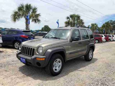 Used 2004 Jeep Liberty for sale
