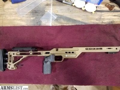 For Sale: MPA BA CZ455 Chassis