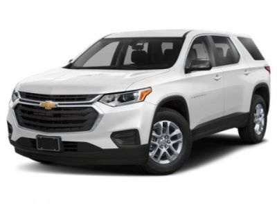 2019 Chevrolet Traverse LT Cloth (Satin Steel Metallic)