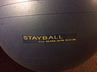 Stayball by Gold's Gym