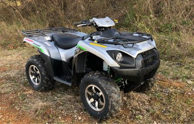 2019 Kawasaki Brute Force 750 4x4i EPS ATV Sport Utility Harrison, AR