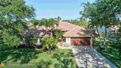 6031 NW 60th Ave Parkland Four BR, BACK On Market