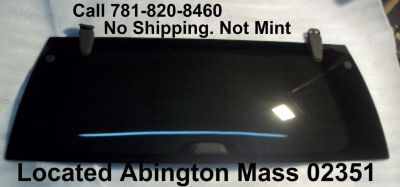 Sell 99-04 Jeep Grand Cherokee Heated Defroster Back Rear Lift Gate Glass Window motorcycle in East Bridgewater, Massachusetts, US, for US $75.00