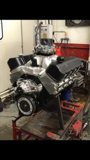 572 Big Block Chevy Crate Engine