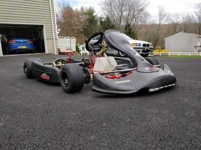 2015 M99 DR Shifter Kart Chassis