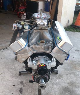 Complete drag engine
