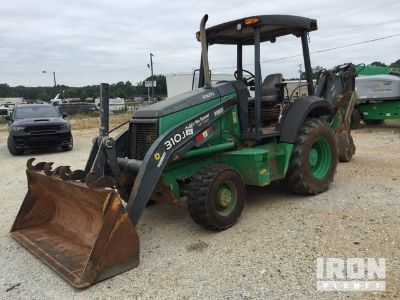 2012 John Deere 310J 4x4 Backhoe Loader