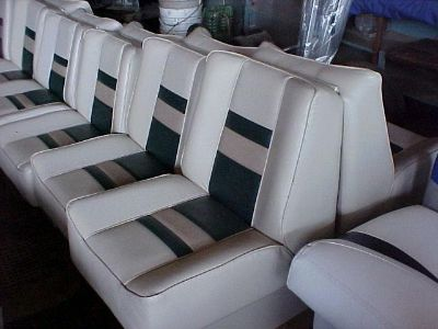 Find Brand New Boat Furniture * Back to Back * NICE!! motorcycle in Coldwater, Michigan, US, for US $225.00