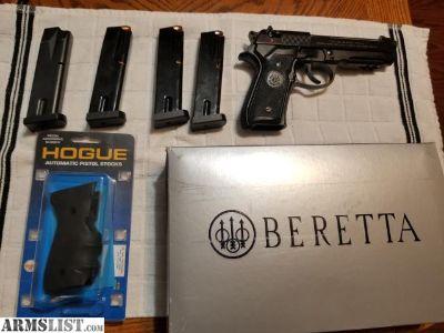 For Sale/Trade: Beretta 96A1