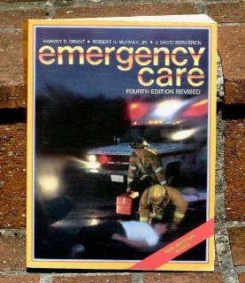Emergency Care - 4th Edition REVISED (Paperback)