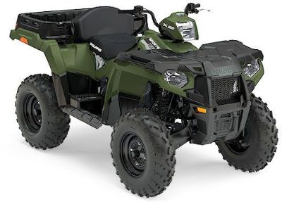 2017 Polaris Sportsman X2 570 EPS Utility ATVs Barre, MA