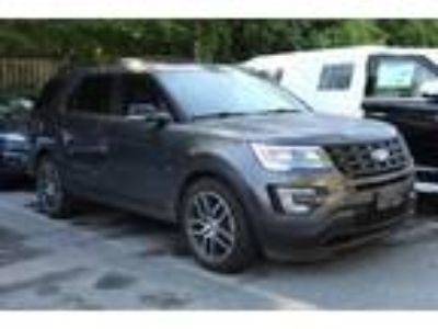 2016 Ford Explorer Sport Navigation, Heated/Cooled Seats, Front Camera, Twi