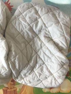 Pack n play fitted quilted sheets