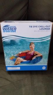 Tie die chill out lounge. New!