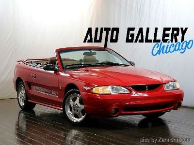 1994 Ford Mustang Cobra Convertible Indy 500 Pace Car Edition