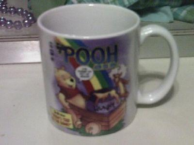 $3 winnie the pooh mug