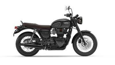 2018 Triumph Bonneville T120 Black Cruiser Motorcycles Tarentum, PA