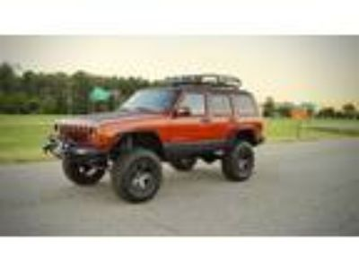 1999 Jeep Cherokee 4dr Sport 4WD RUBICON LONG ARM