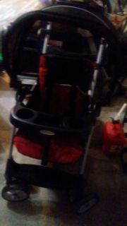 sit and stand stroller $25 great condition