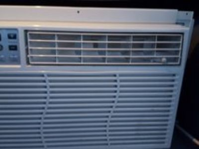 A.C. window unit
