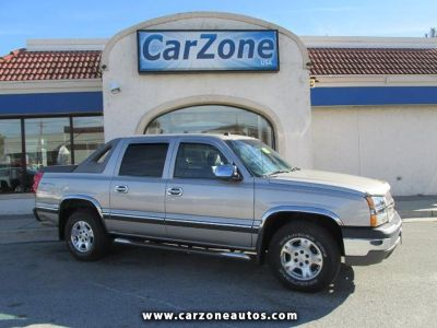 2004 Chevrolet Avalanche 1500 Z71 4WD with OnStar