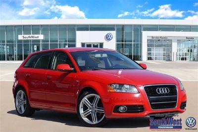 2012 Audi A3 2.0 TDI Premium (Brilliant Red)