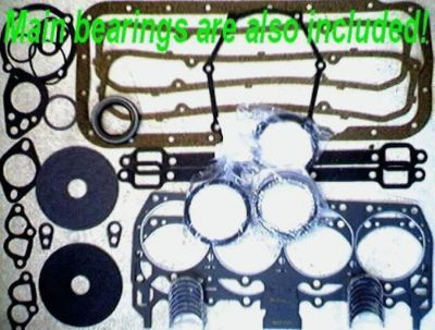 Find rebuild kit for Chrysler 360 V8 1971 to 1989 rings, rods, mains, gaskets motorcycle in Duluth, Minnesota, United States, for US $119.20