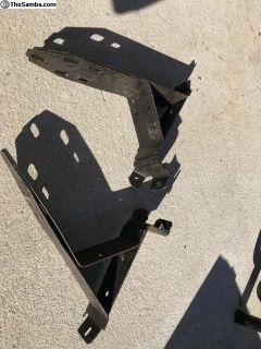 Front Bumper Brackets Irons