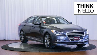 2015 Hyundai Genesis 5.0L (Parisian Gray)
