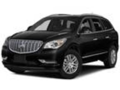 used 2017 Buick Enclave for sale.