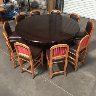 Large Table For Ten *great for thanksgiving *