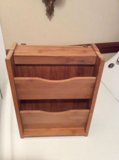 NEW MAIL/LETTER AND KEY HOLDER ORGANIZER