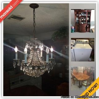 Brookhaven Downsizing Online Auction