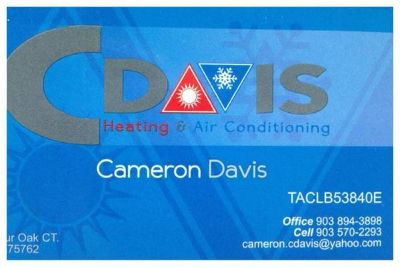 Heating and Air Conditioning (Tyler and Surrounding Areas)