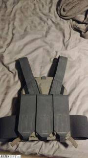 For Sale: LBT-6094 Mas Grey ULV plate carrier