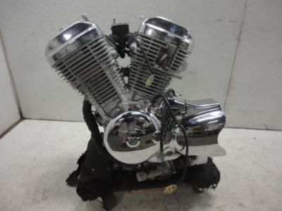 Purchase 99 Honda Shadow VT600 600 ENGINE MOTOR--DYNO TESTED 1505 miles VIDEOS motorcycle in Massillon, Ohio, United States, for US $699.95