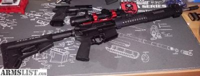 For Sale: Stag Arms 3G AR-15 Competition Rifle - 18 barrel