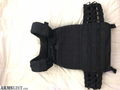 For Sale: 5.11 Tactical Plate Carrier + 2 Level 3IIIA Plates