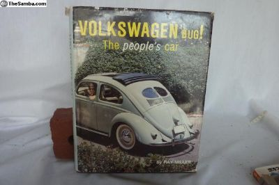 Volkswagen Bug! Ray Miller The Peoples Car