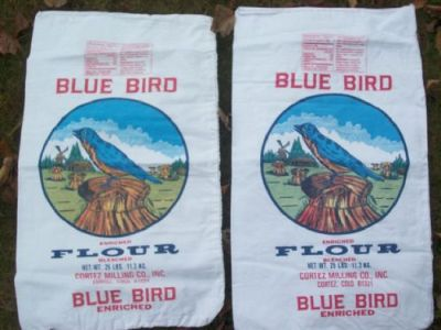 Cotton Flour Bag/ Cotton Rice Bag/ Food Packing Bag/ Grain Bag/ Muslin Bag