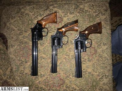Want To Buy: SMITH WESSON S&W model 586 pre safety